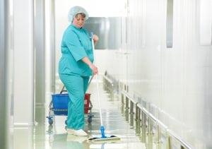 Profesionales de limpieza en Valladolid. Servicios de limpieza general y hospitalaria.