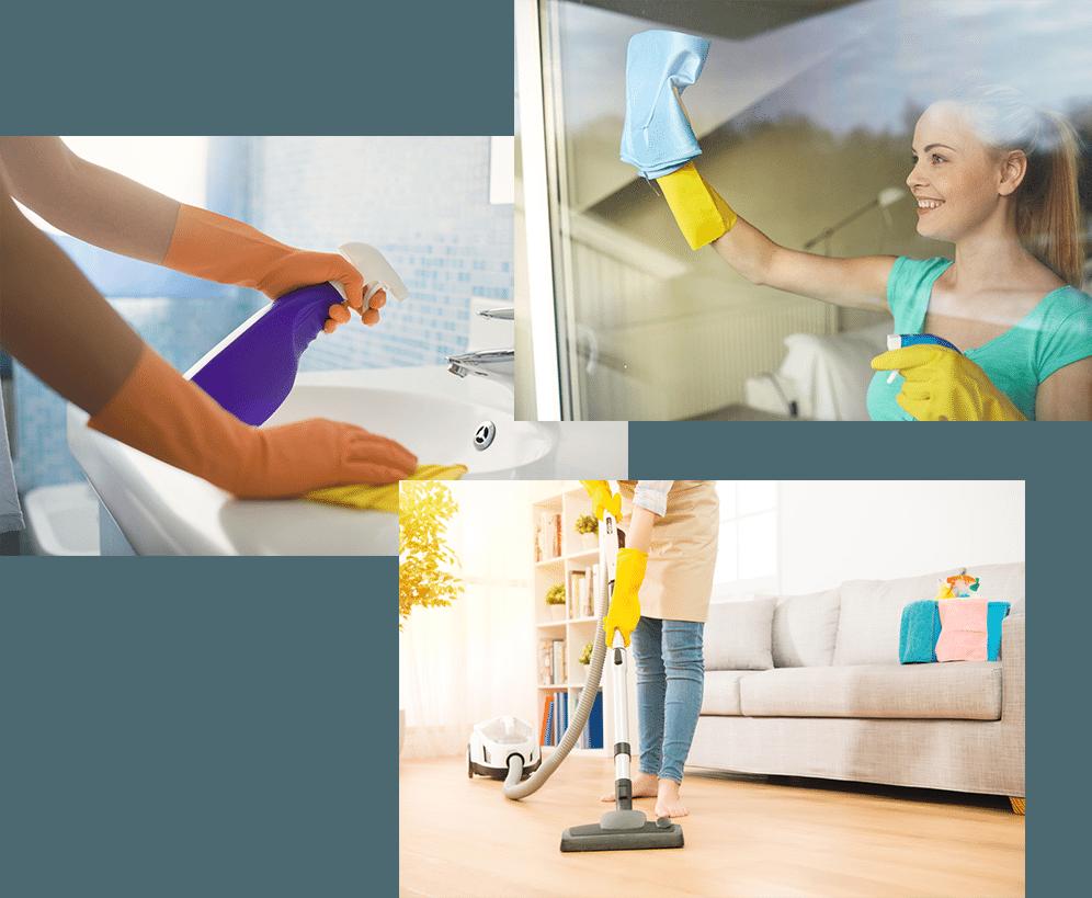 Especialistas en limpieza de garajes, cristales, limpieza de mantenimiento o servicio de limpieza a fondo en Valladolid