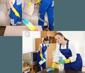 Profesionales de limpieza en Valladolid. Servicios de limpieza de una vivienda alquilada o limpieza general del hogar.
