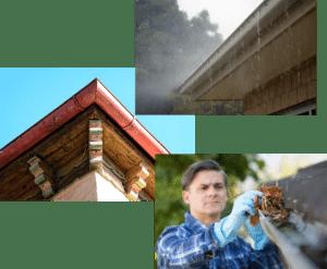 Limpieza de canalones, canaletas y bajadas de agua