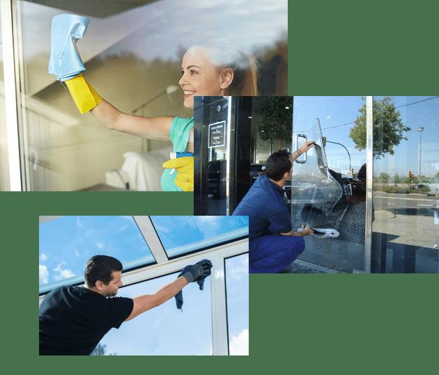 Limpieza de cristales en valladolid y provincia