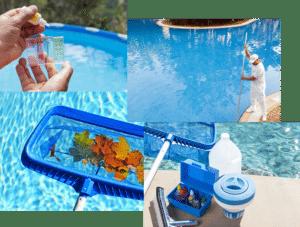 Limpieza de piscinas en Valladolid ribera de castilla