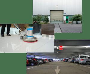 Servicio de limpieza de garajes en Valladolid