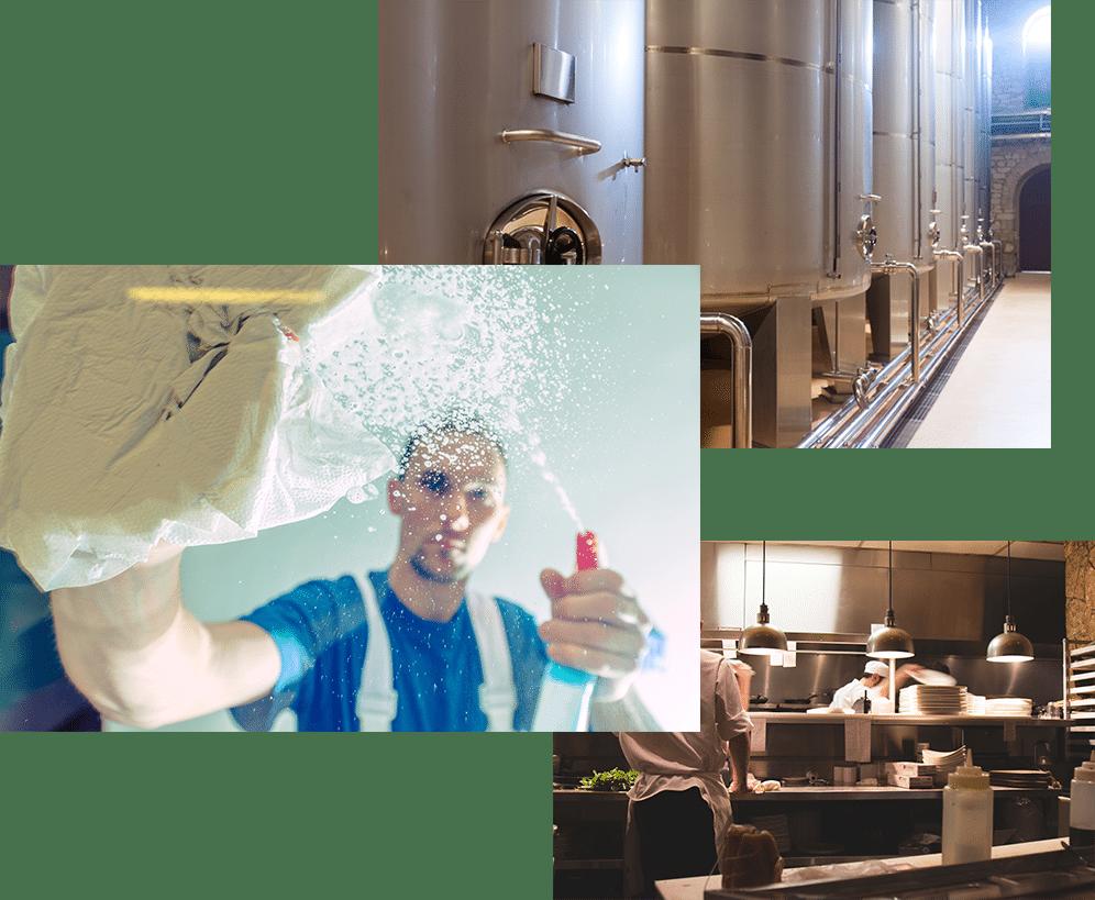 Empresa de limpieza y desinfecci n para industria alimentaria for Manual de limpieza y desinfeccion en industria alimentaria