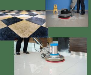 Servicios de pulido y abrillantado de suelos en Valladolid